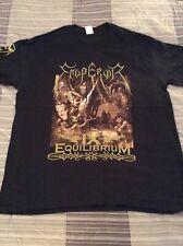 EMPEROR IX Equilibrium Shirt XL, Enslaved, Gorgoroth, Naglfar, The Chasm,Urgehal