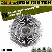 Engine Cooling Fan Clutch for Nissan Armada Pathfinder Titan QX56 5.6L VK56DE