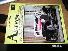 ** Fanatique de l'Automobile n°13 Chevallier 1100 cm3 Reinastella Georges Irat