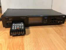 Sansui RG-900R Compu-Equalizer with RS-900R remote