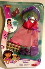"Fisher Price Dora the Explorer new Outfit!.""Fiesta-time fashion""!"