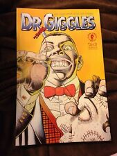 Dr. Giggles #2 (Oct 1992, Dark Horse)