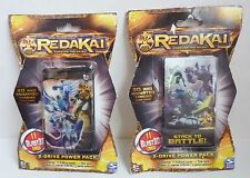 Redakai Conquer The Kairu X-DRIVE POWER PACK Blast 3D Animated Trading Card Game