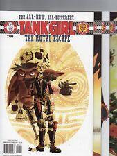 IDW Tank Girl The Royal Escape #1-4 (2010) High Grade