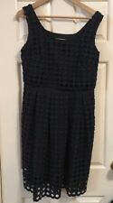 SEA (New York) Black Dress Size 6