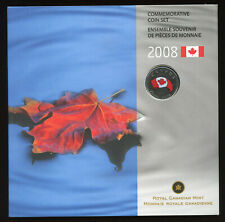 2008 Oh! Canada Commemorative Coin Set