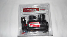 AIR COMPRESSOR 12V TYRE INFLATOR DC-300PSI ROADSTER