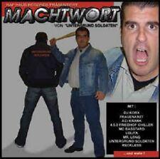 Machtwort - Machtwort CD (Frauenarzt, Mc Basstard, Dj Reckless, Dj Korx)