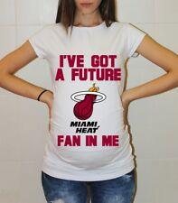 Miami Heat Baby Miami Heat Maternity Shirt Baby Shower Pregnancy Reveal Baby