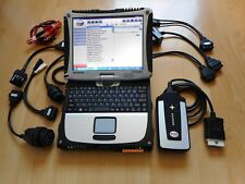 Valise de diagnostique auto + CF-19 Panasonic TOUGHBOOK Tablet PC Windows CF-18