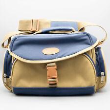 Vintage Camera Bag - Main Section25x14x17cms (WxDxH) - Superb Condition