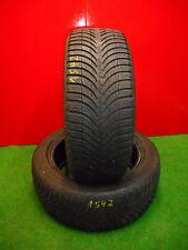 2x Winterreifen Michelin 225/50 R17 94H Alpin A4 DOT 12 ca. 5 mm (1542)