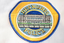 US Desmoines Iowa Police Patch