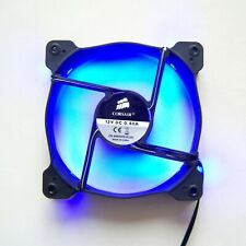 CORSAIR 120mm Case Fan Blue LED 3 Pin Computer Cooling Quiet CO-9050015-RLED F57