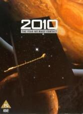 2010 THE YEAR WE MAKE CONTACT ROY SCHEIDER WARNER UK 2000 REGION 2 DVD NEW