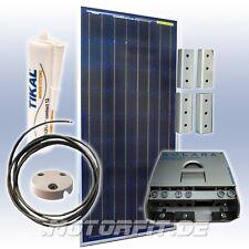 140W (12V) Solar-Profi-Spar-Set / Solaranlage