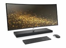 "HP Envy 34 Curved All In One 34"" WQHD Quad Core i7-7700T 16GB 256GB+1TB 4GB GPU"
