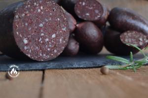 Dried Blood Black Pudding Blood Sausage Powder 500g