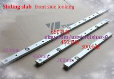 300mm Aluminum sliding slab block for Router Table Saw Fence
