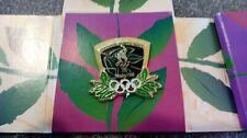 1996 Atlanta Opening Ceremony Olympic Pin Large Rings In Original Package