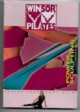 Winsor Pilates Power Sculpting with Resistance - Sculpt Your Body Slim Dvd New