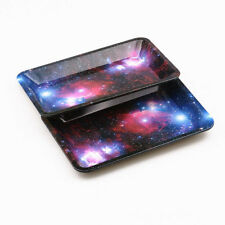 180x125mm Starry Cigarette Tobacco Rolling Tray Holder Essential Smoking Dote