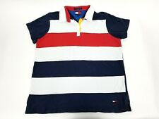 Vintage Tommy Hilfiger Short Sleeve Polo Size Youth Extra Large XL COMP MEN'S SM
