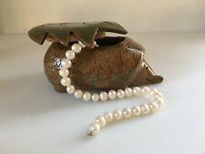 Green glazed ceramic jewelry box Hedgehog, Clay toy, Home decor, Gift