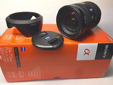 Sony 24 -70mm f/2.8 Carl Zeiss Vario Sonnar T Zoom Lens, LN