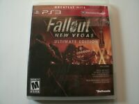 Fallout New Vegas Ultimate Edition PS3 Playstation 3 2012 Complete