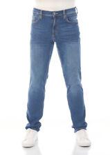 Mustang Herren Jeans Washington - Slim Fit - Blau - Medium Blue  W30-W48 Cotton