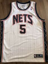 Jason Kidd Trikot, NBA Trikot, Jersey, Basketballtrikot, New Jersey Nets