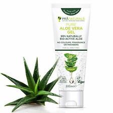 Gel Aloe Vera Bio Vegan Apaisant Naturel Hydratant Riche en Vitamines 200 ml