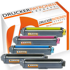 5 Toner für Brother TN-242 MFC 9332cdw  9142cdn DCP 9022cdw 9017cdw HL 3142cw
