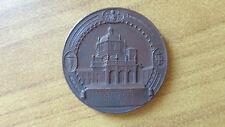 MEDAGLIA XIII CONGRESSO EUCARISTICO MILANO 1895 diametro 4,5 cm SUBALPINA AAA