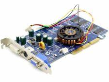 Gigabyte GV-N52128D nvidia Geforce FX5200 128MB DDR DVI Video AGP Graphic Card