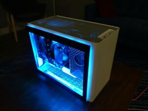 Side Panel Extension - Cooler Master NR200