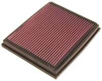33-2149 K&N Replacement Air Filter BMW X5 4.4L-V8; 2000 (KN Panel Replacement Fi