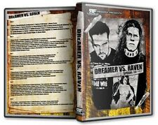 Tommy Dreamer vs Raven in ECW DVD-R Set, Extreme Championship Wrestling WWE WCW