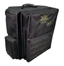 Battle Foam Wargames Bag P.A.C.K. Go 2.0 Standard Load Out (Black)