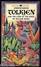 Understanding JRR Tolkien Lord of the Rings 1969 Print Biographical Interview
