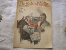 The Modern Priscilla May 1916