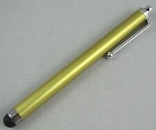 TWO Gold Capacitive Touch Screen Stylus pen for iphone