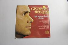 GEORGE JONES The Best Of Sacred Music LP Musicor Rec. MS-3203 US 1971 SEALED 8A
