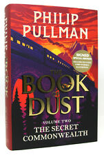 The Secret Commonwealth - Philip Pullman -  DOUBLE SIGNED 1ST EDITION