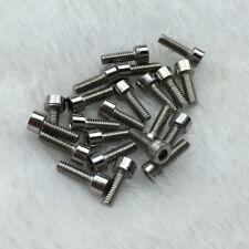 "20 Pcs M2X6 Screw Pack for Alloy 1.9"" Wheels/Rims of 1/10 rc crawler SCX10 RC4WD"