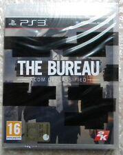 THE BUREAU XCOM DECLASSIFIED ITA EDITION PS3