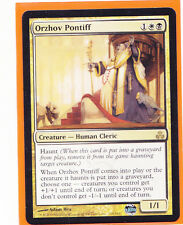 MTG 1  x  ORZHOV PONTIFF  Guildpact  Rare  Creature  Never played