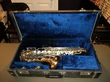 Vintage Vito Alto Saxophone w/ Case & Accessories Student Instrument JAPAN