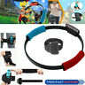 Nintendo Switch Ring Fit Adventure Fitness Healthy Exercise Ring-Con+Leg Strap /